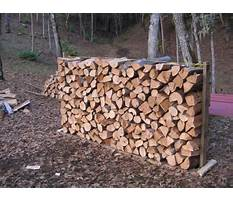 Best How to build a cheap firewood rack