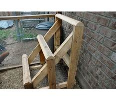 Best How to build a chicken roost or roosting rod.aspx