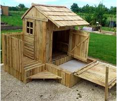 Best How to build a clubhouse out of wood pallets