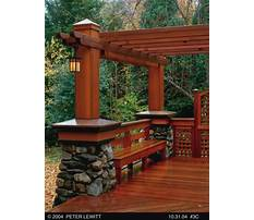 Best How to build a curved garden seat.aspx