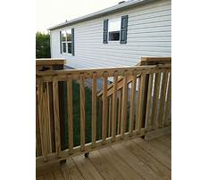 Best How to build a deck gate