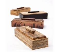Best How to build a decorative wooden box