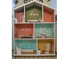 Best How to build a doll house from wood