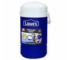 Best How to build a farmhouse table with built in coolers complete and easy plan