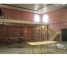 Best How to build a garage mezzanine