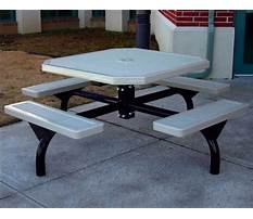 Best How to build a octagon picnic table.aspx