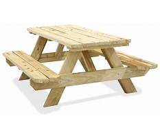 Best How to build a picnic table bench