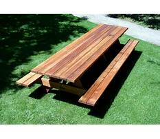 Best How to build a picnic table this old house