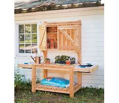 Best How to build a planter bench yourself