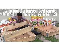 Best How to build a raised bed garden google