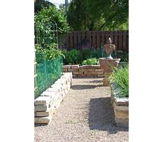 Best How to build a raised bed garden with pavers