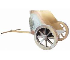 Best How to build a roman chariot