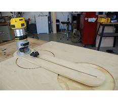 Best How to build a router jig