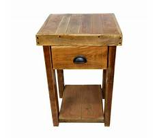 Best How to build a secret compartment nightstand