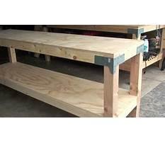 Best How to build a shop bench.aspx