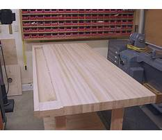 Best How to build a small wood bench