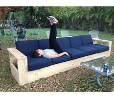 Best How to build a sofa chair