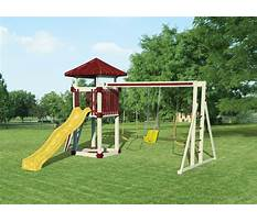 Best How to build a swing set frame.aspx