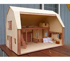 Best How to build a toy barn