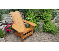 Best How to build a westport chair
