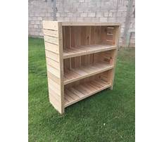 Best How to build a wood pallet bookcase