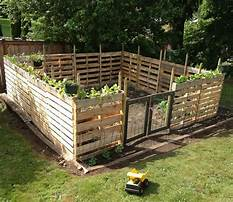 Best How to build a wood pallet fence