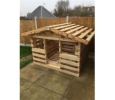 Best How to build a wood pallet shed