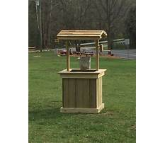Best How to build a wood pallet well house