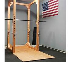 Best How to build a wood power rack