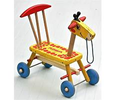 Best How to build a wood riding toys