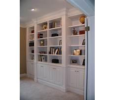 Best How to build bookshelves for living room