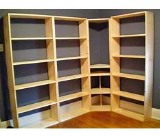 Best How to build bookshelves on a wall