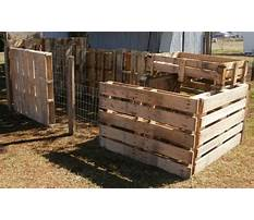 Best How to build chicken coop with pallets