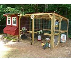 Best How to build chicken coops and runs from furniture