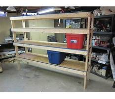 Best How to build garage storage rack