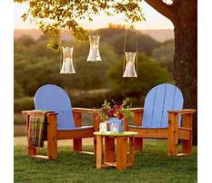 Best How to build outdoor furniture plans.aspx
