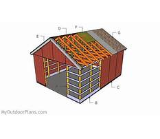 Best How to build shed doors double.aspx