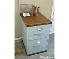 Best How to build wood file cabinets