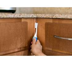 Best How to clean custom wood cabinets