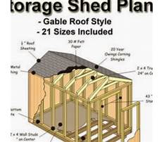 Best How to frame and sheet the walls for a tall barn and deluxe gable roof shed