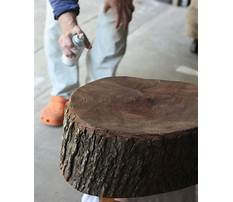 Best How to keep bark on woodworking projects