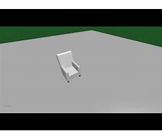 Best How to make a chair in roblox studio