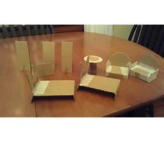 Best How to make a chair made out of cardboard