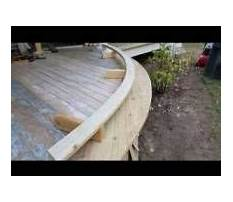 Best How to make a curved railing no steam required