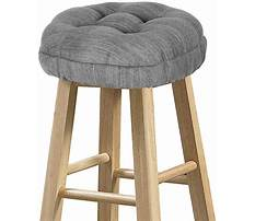 Best How to make a cushion cover for a bar stool