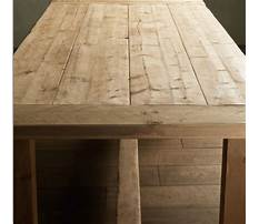 Best How to make a farmhouse table.aspx