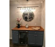 Best How to make a home bar cabinet