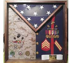 Best How to make a military shadow box retirement shadow boxes