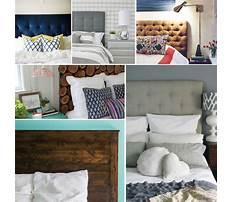 Best How to make a queen size headboard cheap