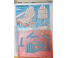 Best How to make a rocking chair out of fondant